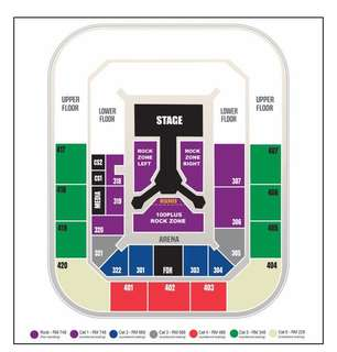 WTB WANT TO BUY ELYXION IN MALAYSIA TICKET CAT1