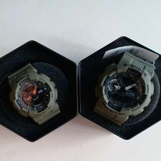 G Shock - Couple Watch