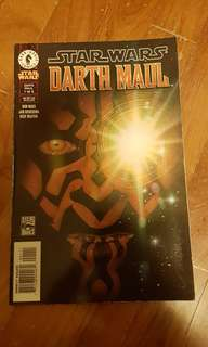 Star wars Darth Maul #1-4