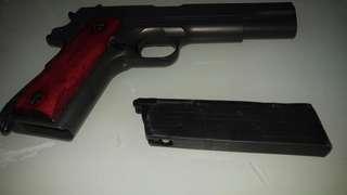 marui 馬記m1911a1 gbb pistol airsoft wargame