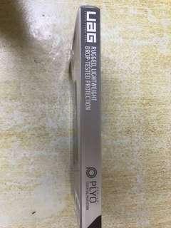 UAG-plyo case for iPhone 8plus/7plus/6plus(ash)