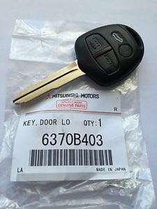 Mitsubishi Remote Key