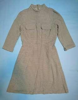 Vintage-type dress