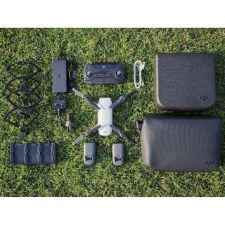 Drone Rental: DJI Spark FLY MORE COMBO