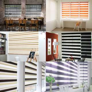 Korean Blinds / Smart Curtains Packages