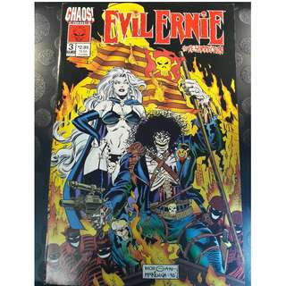Evil Ernie: Resurrection #3 (featuring Lady Death)
