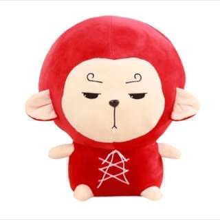 (PO) Hwayugi: A Korean Odyssey's Son Oh Gong plush monkey ❗️PLEASE READ DESCRIPTION BOX BEFORE PLACING ORDER❗️