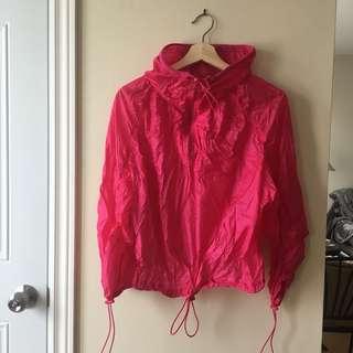 H&M studio rain jacket