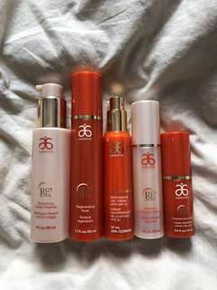 Arbonne RE9 Advanced Skincare Set