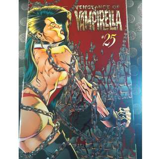 Vengeance of Vampirella #25