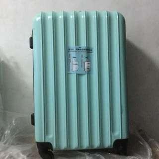 Disegno tiffany藍行李箱