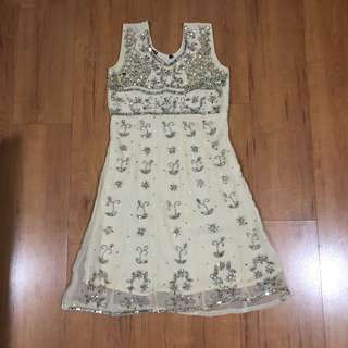 Dollar Collection Embellished Dress