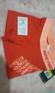 Authentic Nike Pro Cycling Short