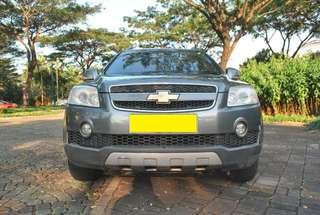 Chevrolet Captiva 2.4 LT AT Bensin 2007