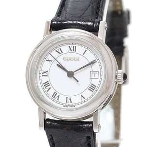 中古 Gucci Ladies Vintage Silver Watch 女裝錶 銀色
