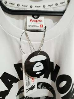 Aape Union White