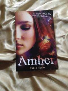 Amber by Julis Sykes