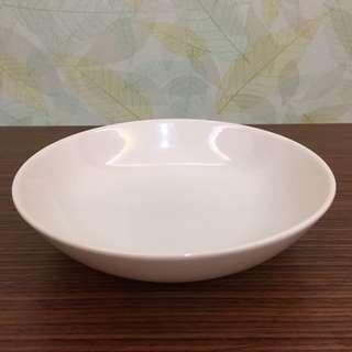 🚚 無印良品 MUJI 米白瓷盤/小