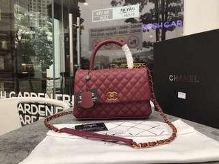 1:1 / AAA Chanel bag( fullset with box) price contact me