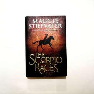 THE SCORPIO RACES Maggie Stiefvater