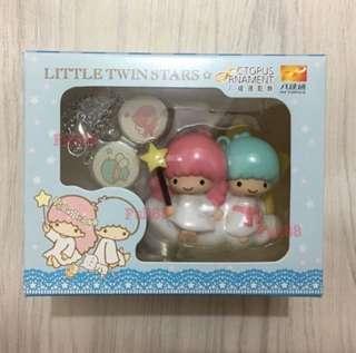 2014年發售⭐️⭐️全新 未拆 成人 Little Twin Stars八達通配飾