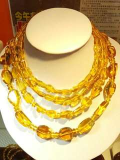 Natural Burmese Amber Stone,