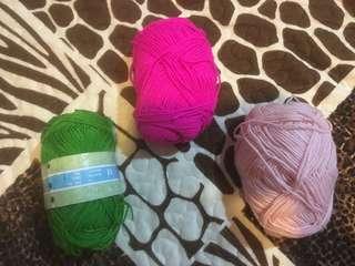 Minlon Knitting Yarns