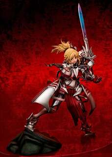 Fate apocrypha, Saber of Red Mordred 1/7 scale figurine.