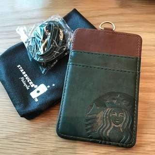 Malaysia Starbucks Siren Card Holder