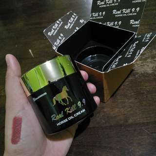 Real Kill 9.9 Horse Oil Cream