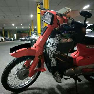 C70 Honda (1983) Eligible for $3.5k Incentive