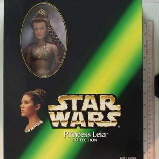 PRINCESS LEIA ORGANA & R2D2 JABBA'S PRISONER 12IN