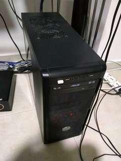 Desktop PC intel I7-6700 +Asus H170 Pro gaming