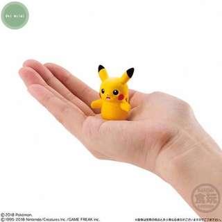寵物小精靈 Pokemon 比卡超 毛絨公仔 盒蛋 (全套6款)