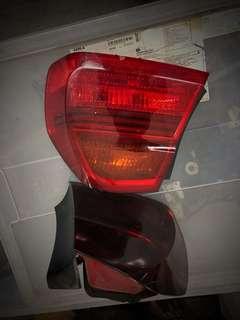 BMW E90 rear light