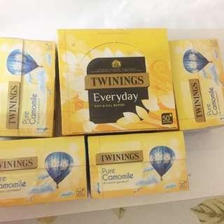 Twinings 皇室御用茶 菊花茶英式紅茶