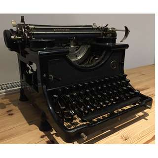 罕有德國製1937年 KAPPEL 75A 古董打字機