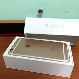 🚚 I Phone 6s 16g 金色