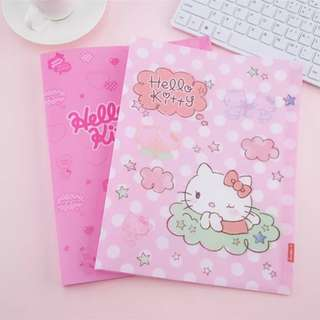 PO Hello Kitty 20 Pages Slot Sheet Files