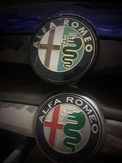 Alfa Romeo 159 bonnet