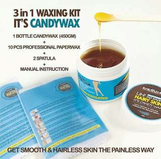 Candywax Hair Removal / 450gm