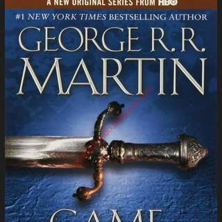 Gratis Novel A Game Of Thrones