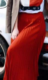 Terno skirt and shirt