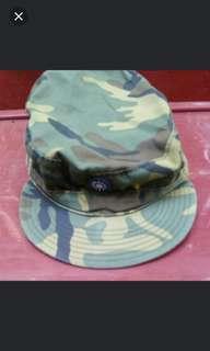 二手 迷彩小帽 僅剩一頂 公發 大迷彩