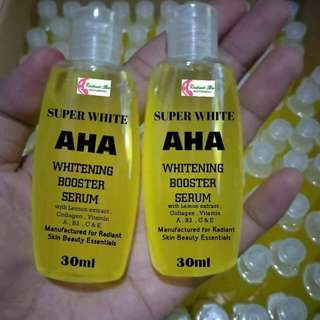 AHA Whitening Serum