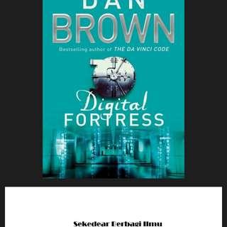 Gratis novel Dan Brown Digital Fortness Benteng Digital