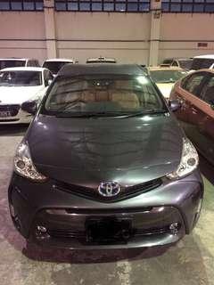 Toyota Prius Alpha 1.8 Auto