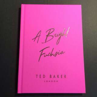 TED BAKER - TED'S PINK PLANNER