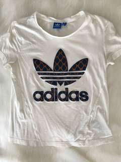 Adidas Originals Logo T-Shirt (Size Small)
