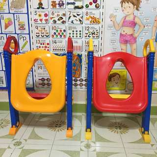 Kids training toliet seat